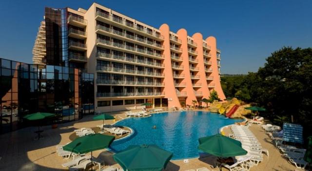 Хотел Хелиос Спа Златни пясъци