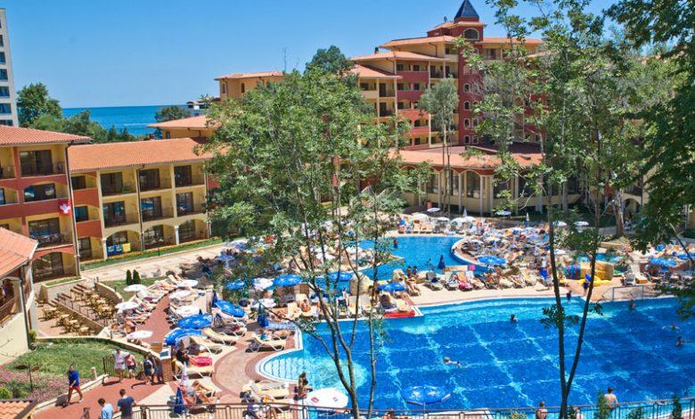 Златния курорт на България