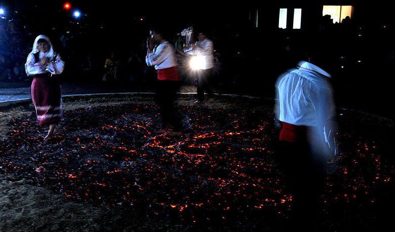 Нестинарство в българско село