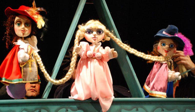 кукли за кукловоди